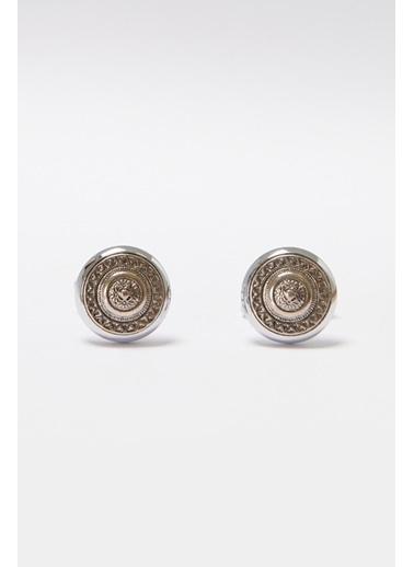 Altınyıldız Classics Kol Düğmesi 4A3820200056 Gümüş